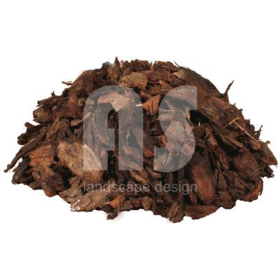 Мульча коры 5-12 см