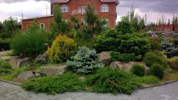 Ландшафтные работы под ключ в Челябинске