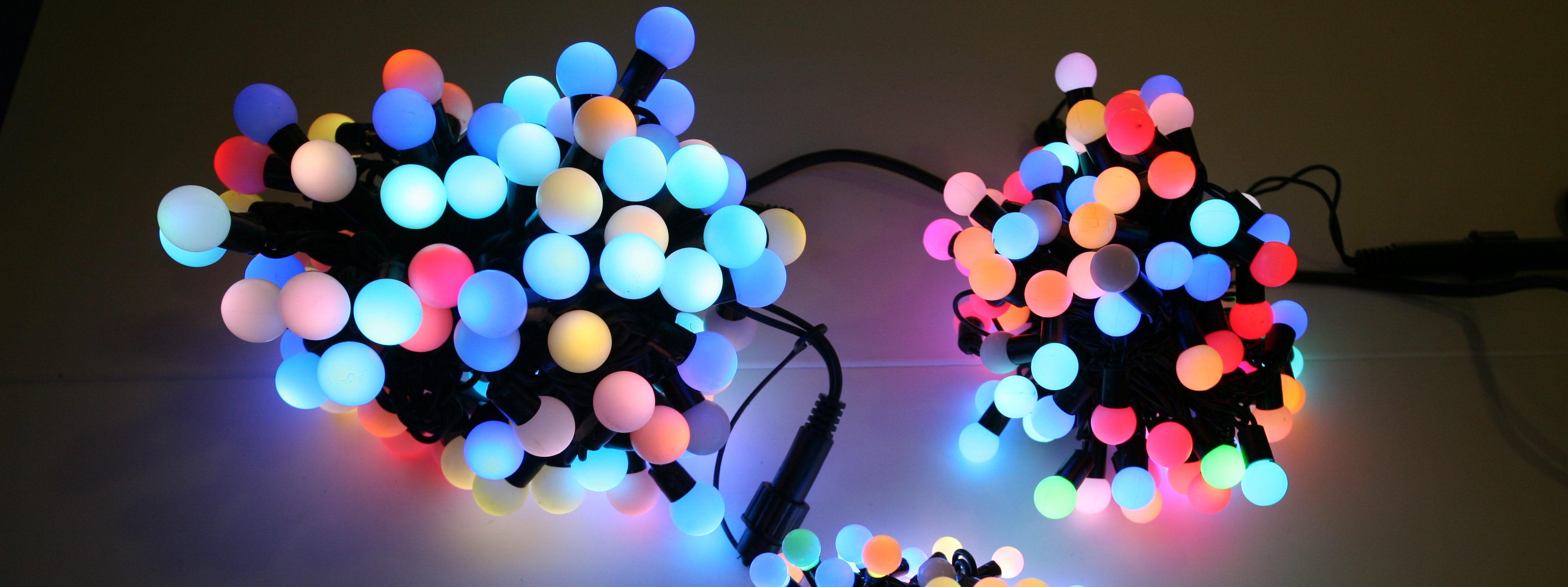 Светодиодные гирлянды